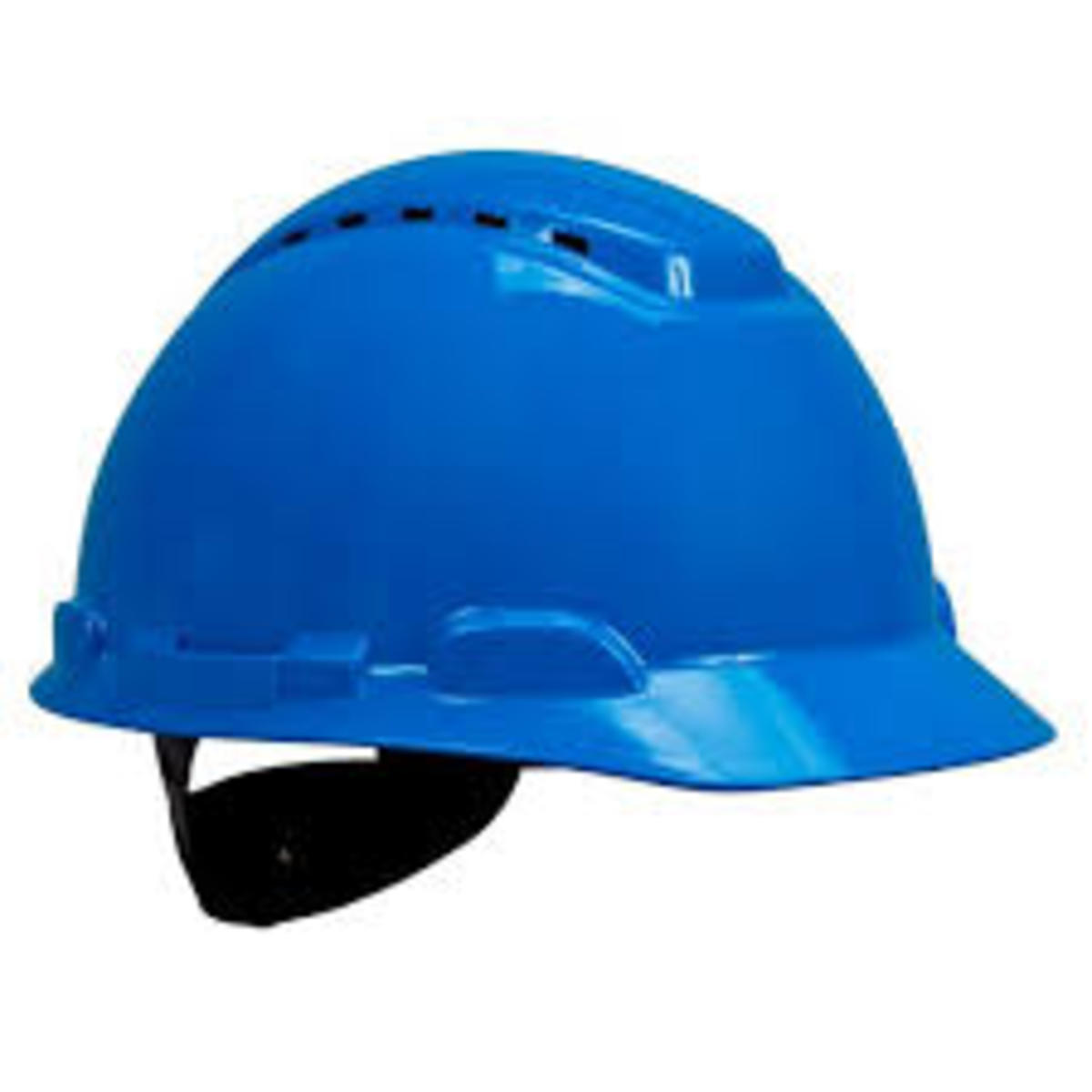 3M Vented Hard Hat with UVicator