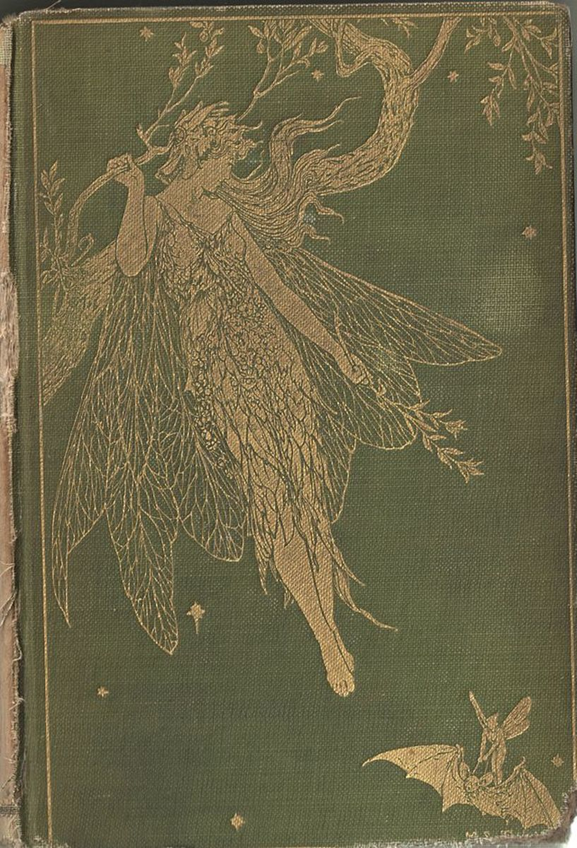 The Olive Faerie Tales by Andrew Lang