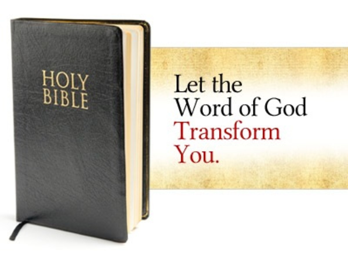 God's Word - the TRUTH revealed to mankind by God Almighty Himself!  Trust in Him and have eternal life!