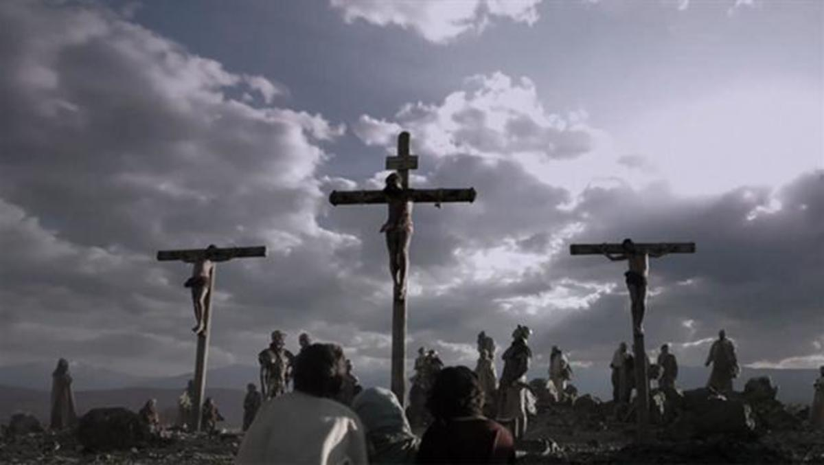 Jesus died for YOUR sins, past, present, and future because of His love for you!  All you have to do to have eternal life is believe in Him and ask Him to be your personal savior.  Nobody will be refused...even the thief on the cross next to Him!
