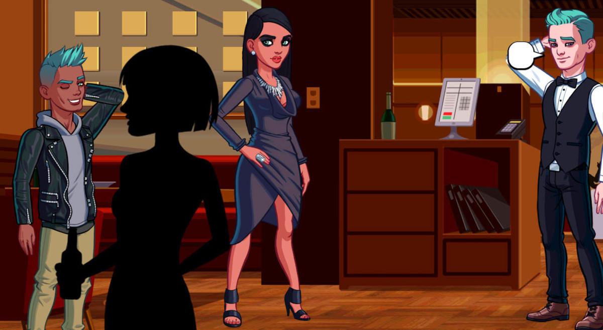 Kim Kardashian: Hollywood Game  - WTF Moment