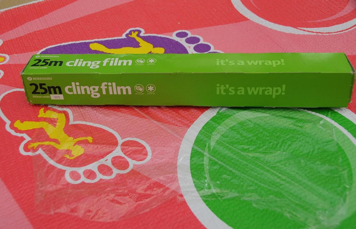 Cling wrap or Sandwich Wrap