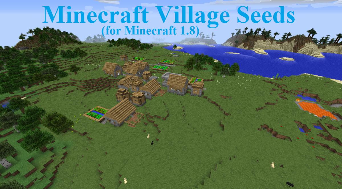 """""""Generic big grasslands village,"""" described in number 5 below."""