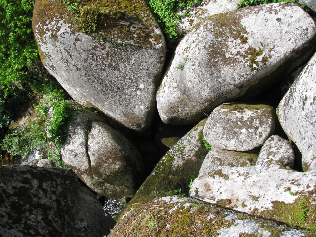 Tumbling Boulders
