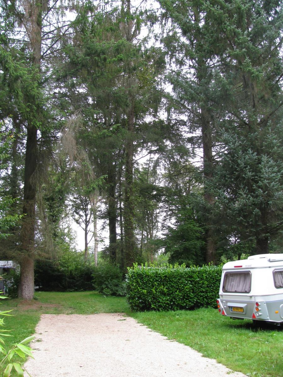 ...for caravans, camper vans....