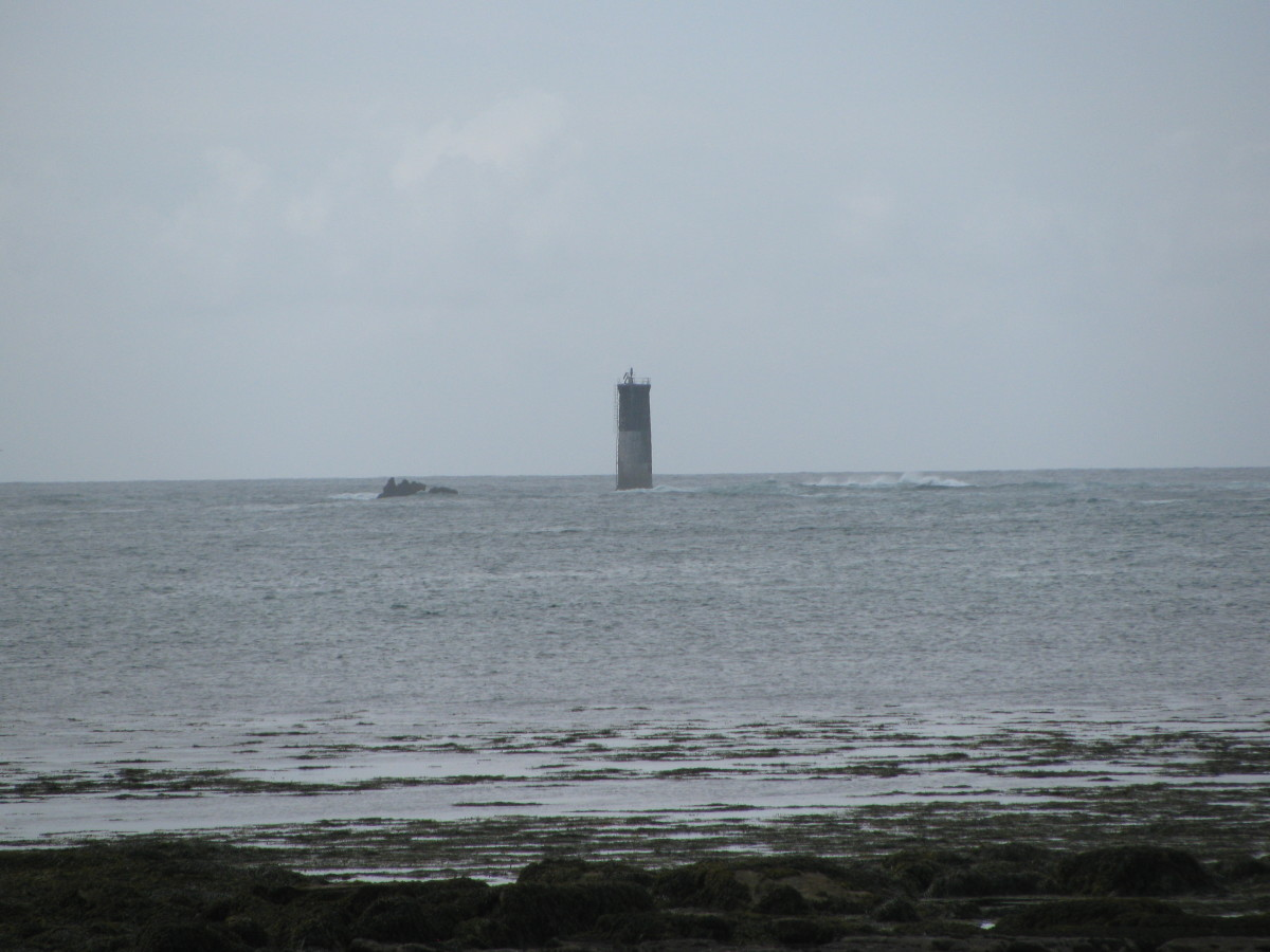Third Lighthouse out to Sea