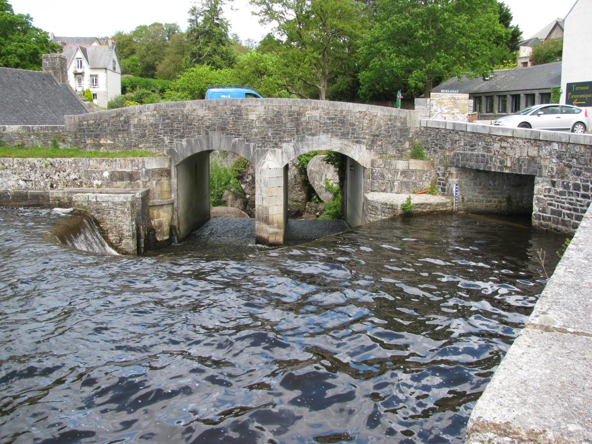 the Bridge over the Silver River