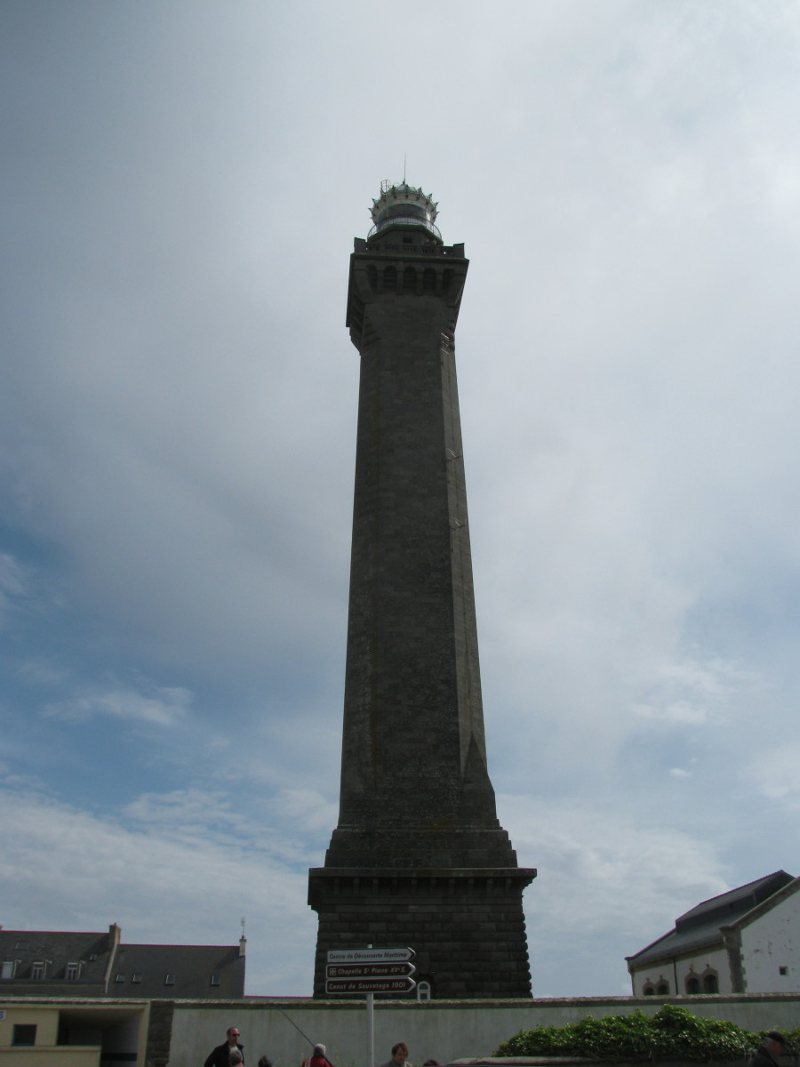 The Eckmühl Lighthouse