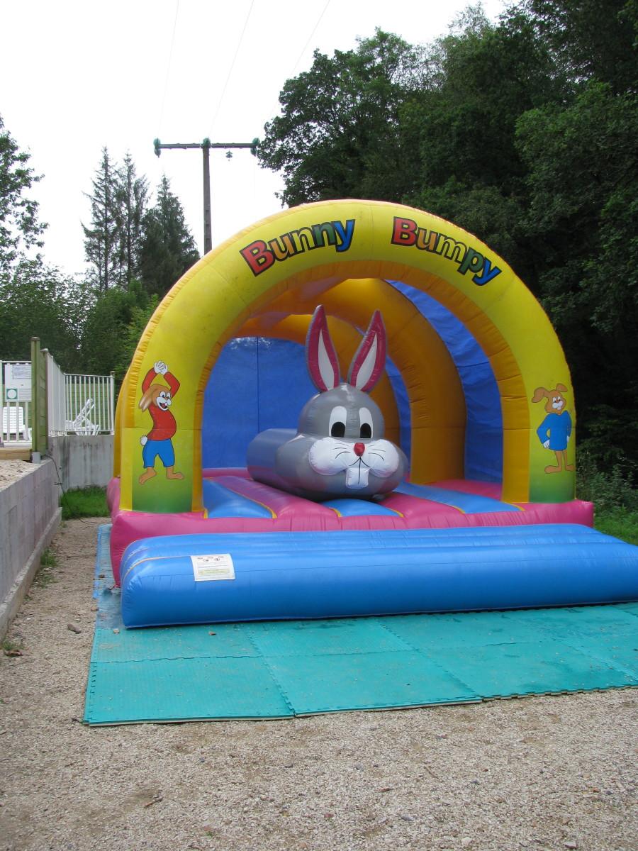 Bouncy Bunny!
