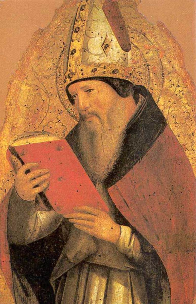 the augustine theodicy The augustinian theodicy , named for the 4th- and 5th-century theologian, philosopher and (according to some christian denominations ) saint augustine of hippo , is a type of christian theodicy designed in response to the evidential problem of evil.