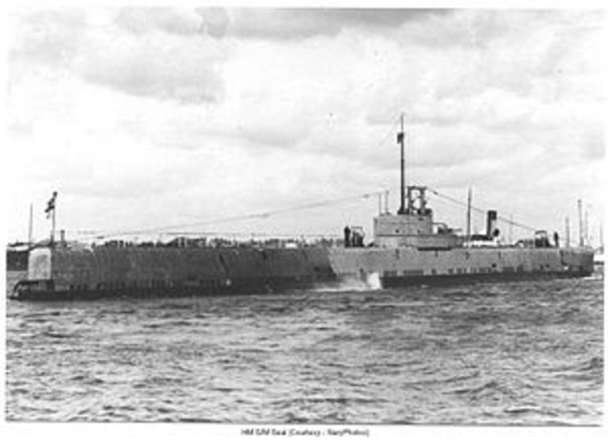 The HMS Seal