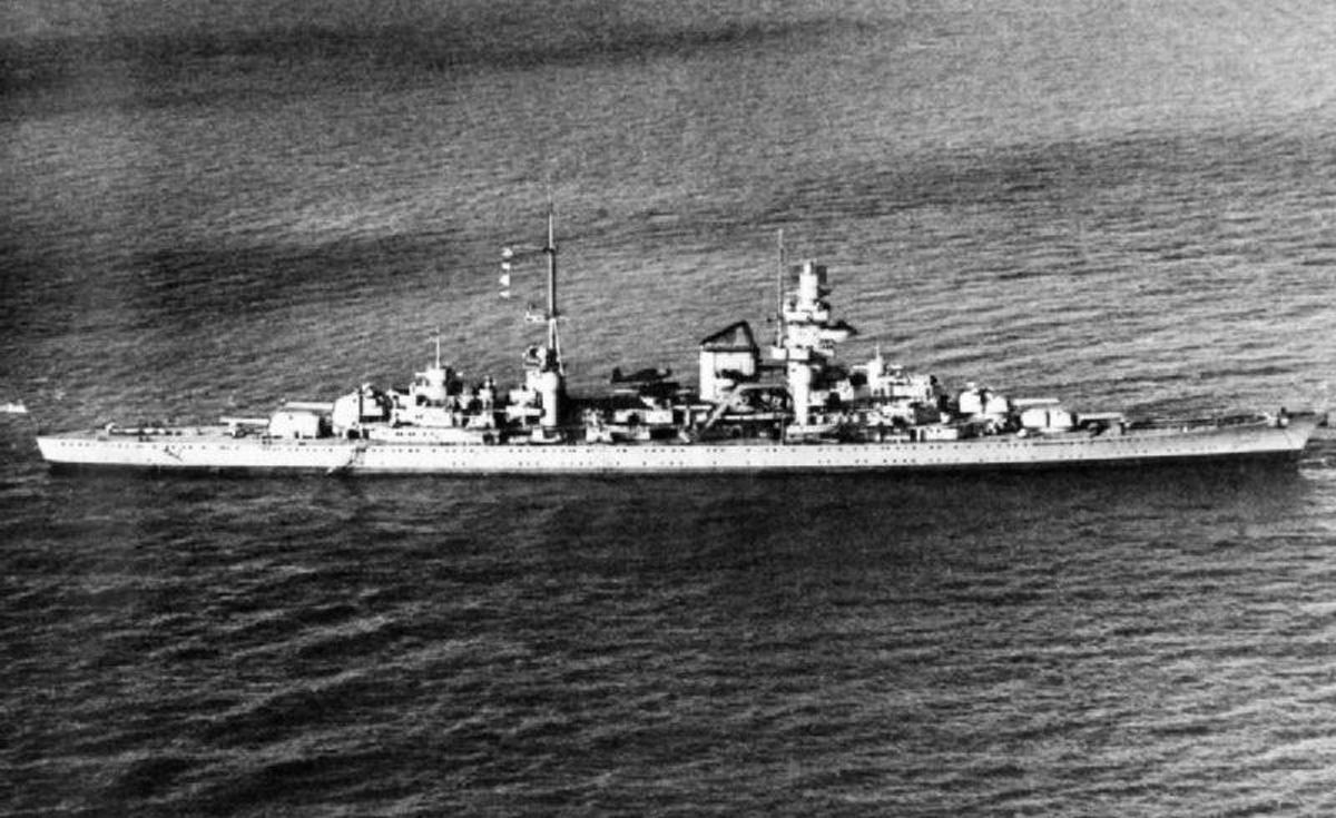 The Prinz Eugen