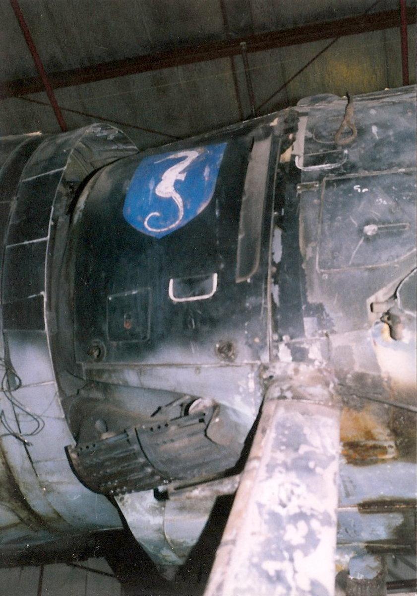 The Ar-196's unit crest.