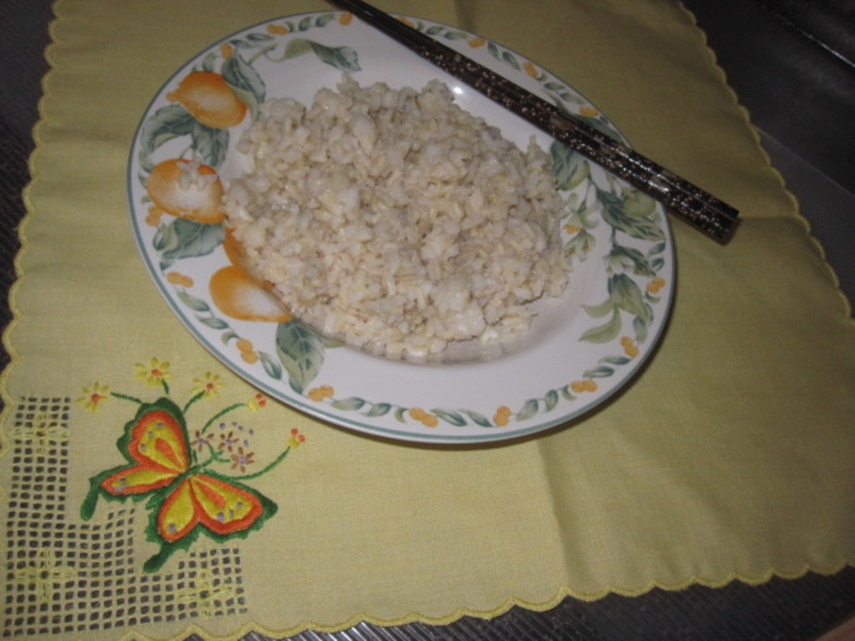 Wonderbag Recipe: Rice