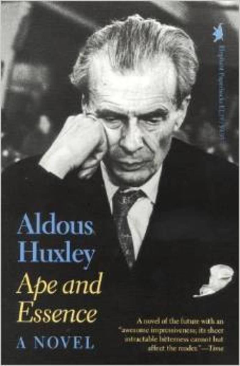 Examples of Satirical Themes, Symbolism, and Metaphors of Mankind in Aldous Huxley's Ape and Essence