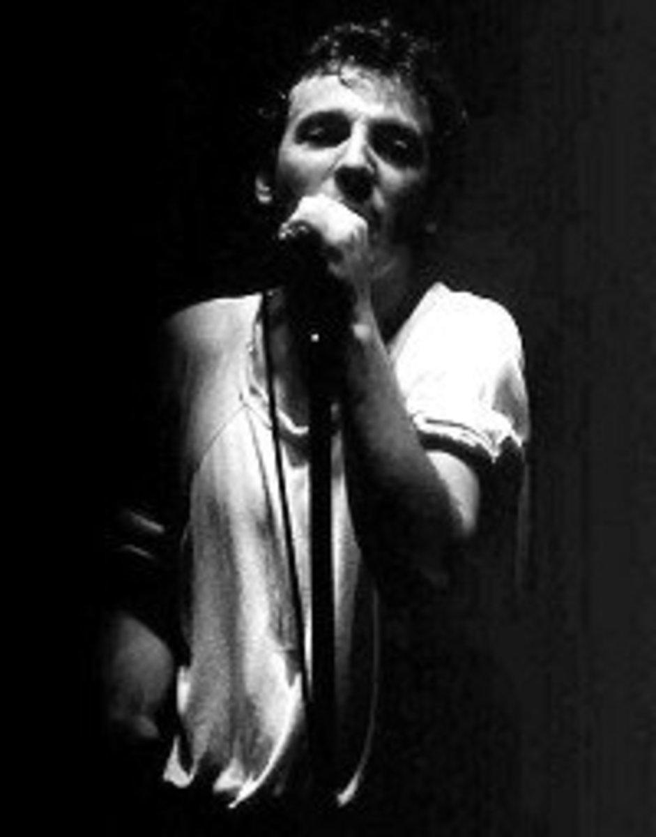 Bruce Springsteen, 1981