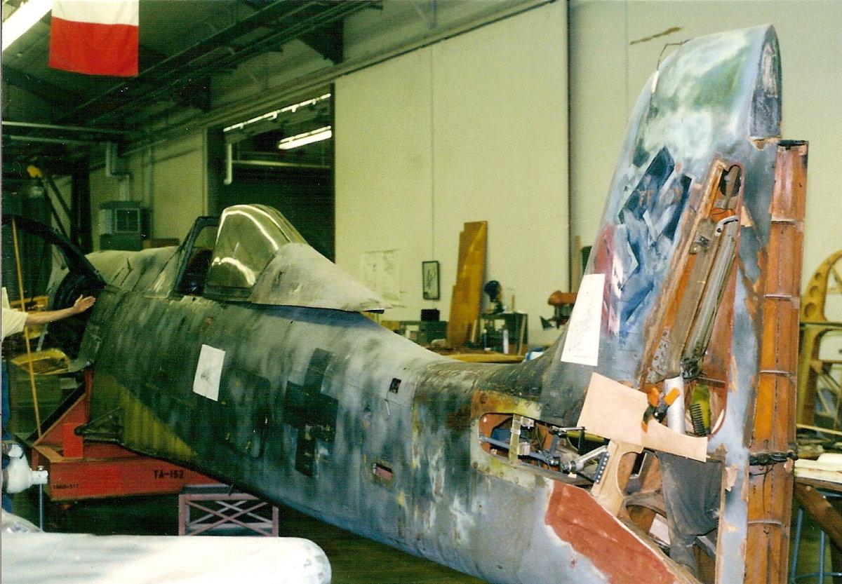 The Last Tank Ta-152