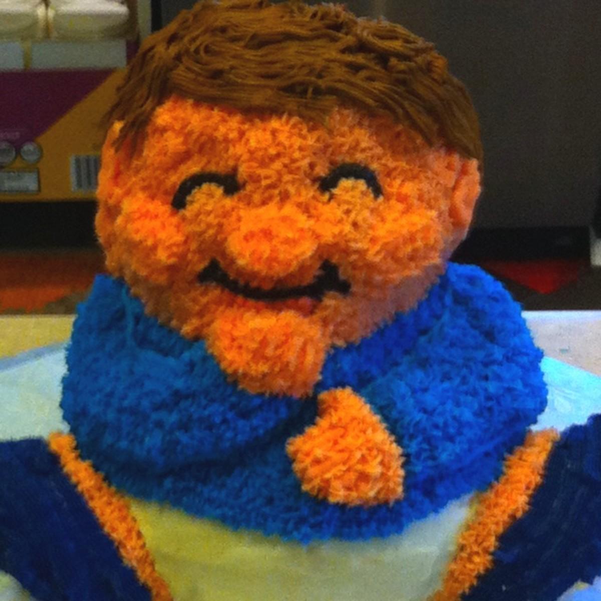 Cute Baby Cake!