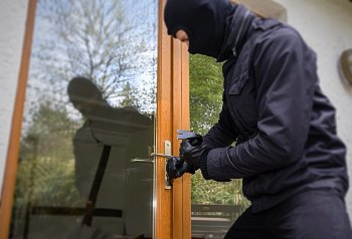 Non-lethal Ways To Deter Burglars