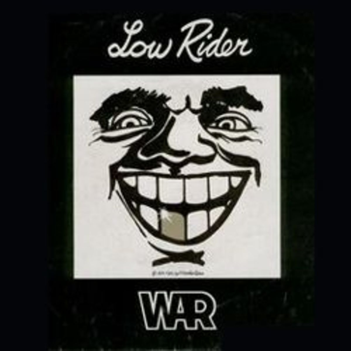 Low Rider by War