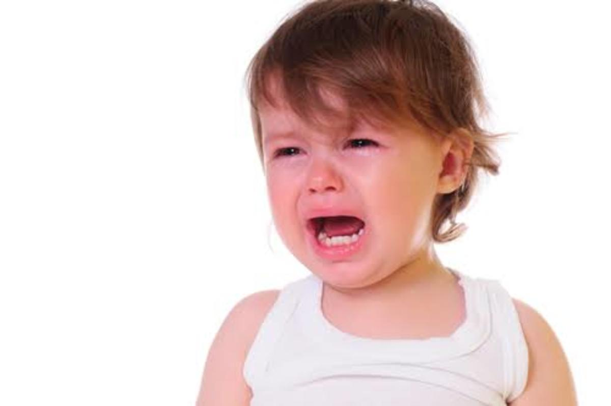 Managing anger and tantrums in children