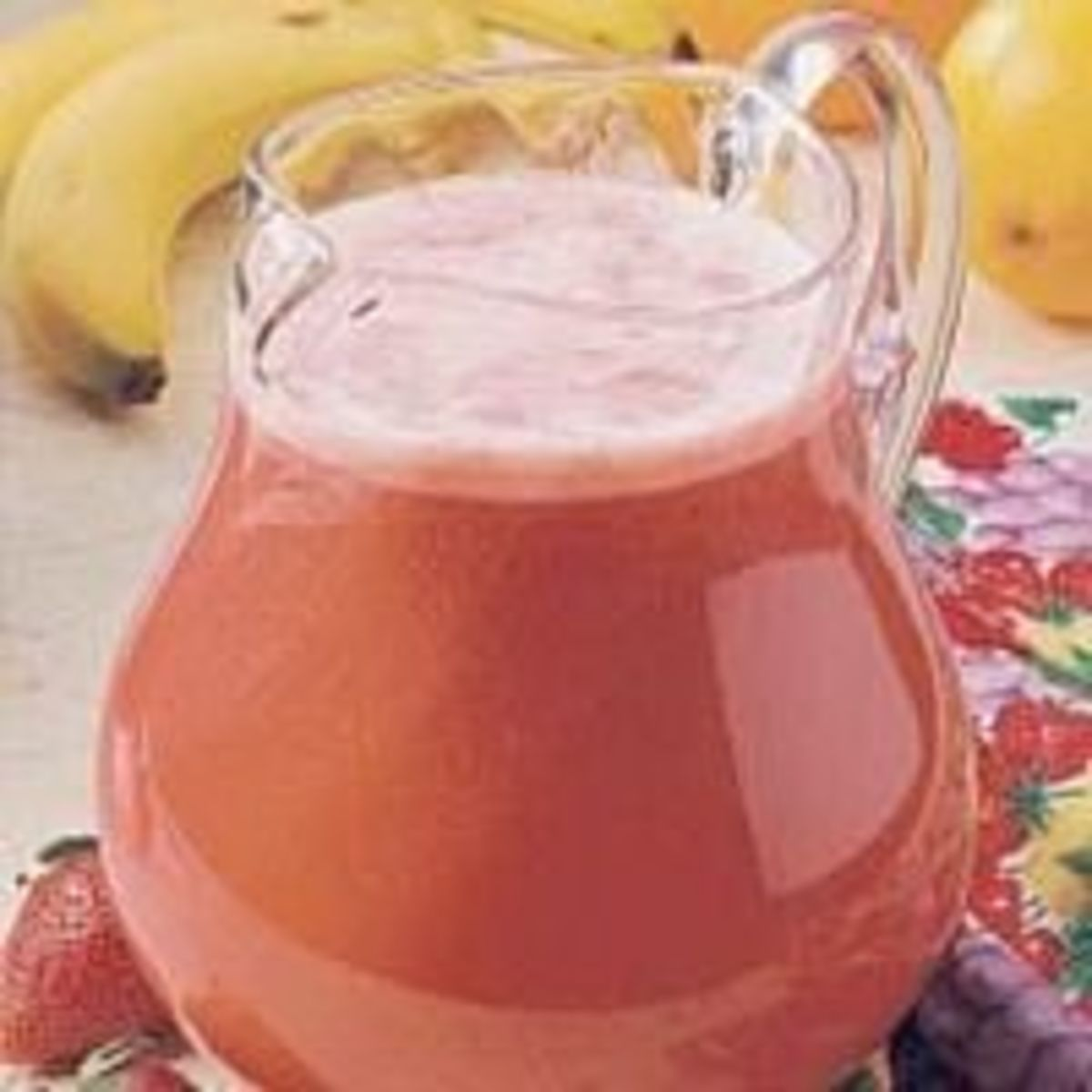 Pitcher of Hawaiian Fruit Punch