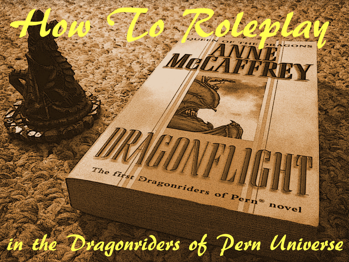 How to Roleplay in the Dragonriders of Pern Universe