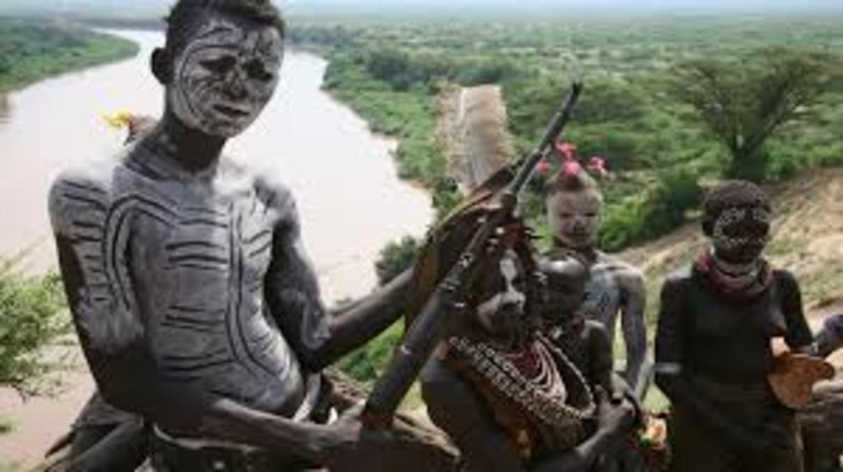 Child-Soldiers: Lost Innocence on the Battlefield