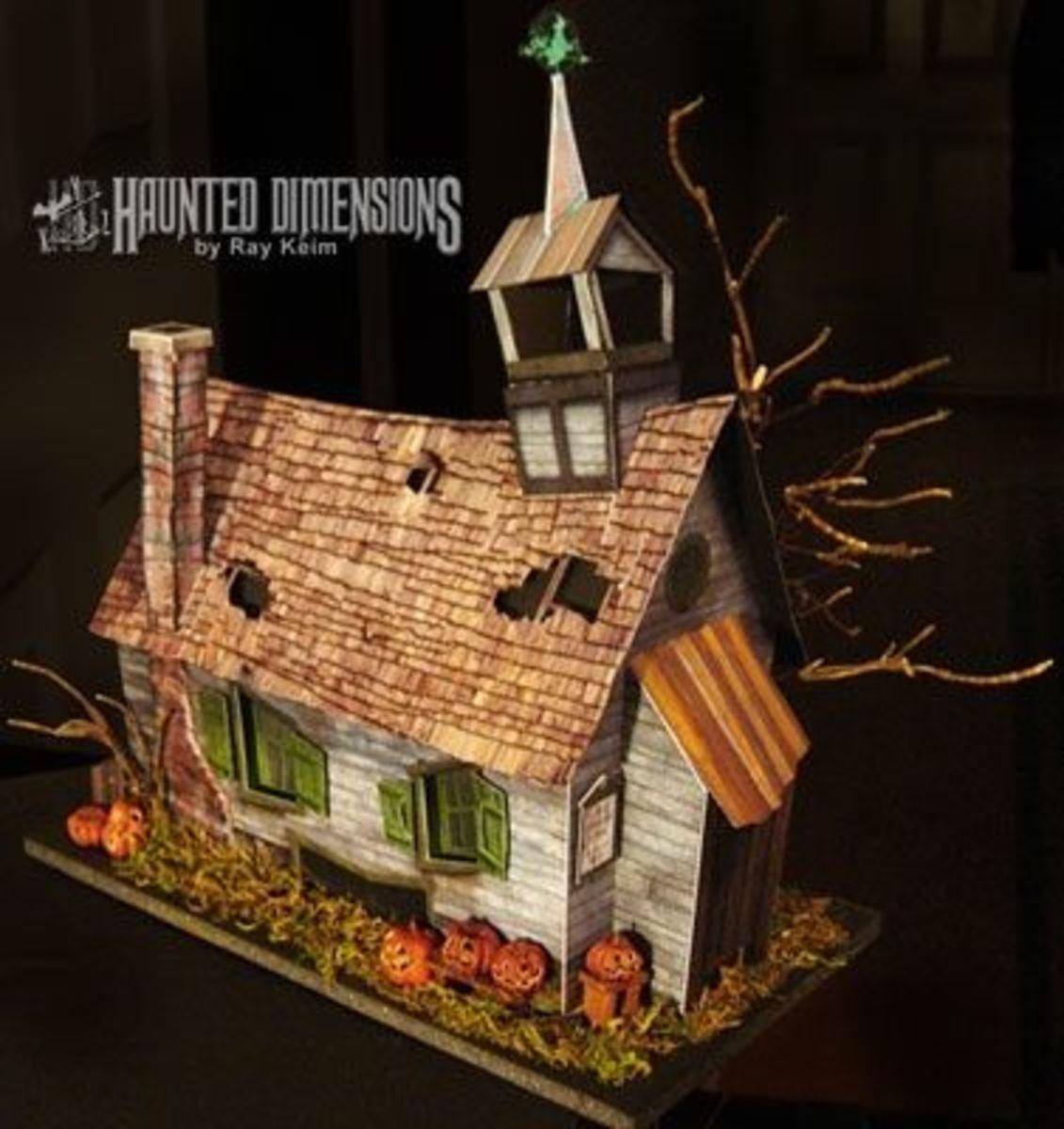 Halloween Projector Video Download