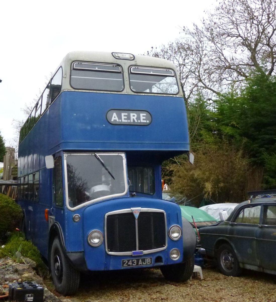 AEC Bus Ex AERE