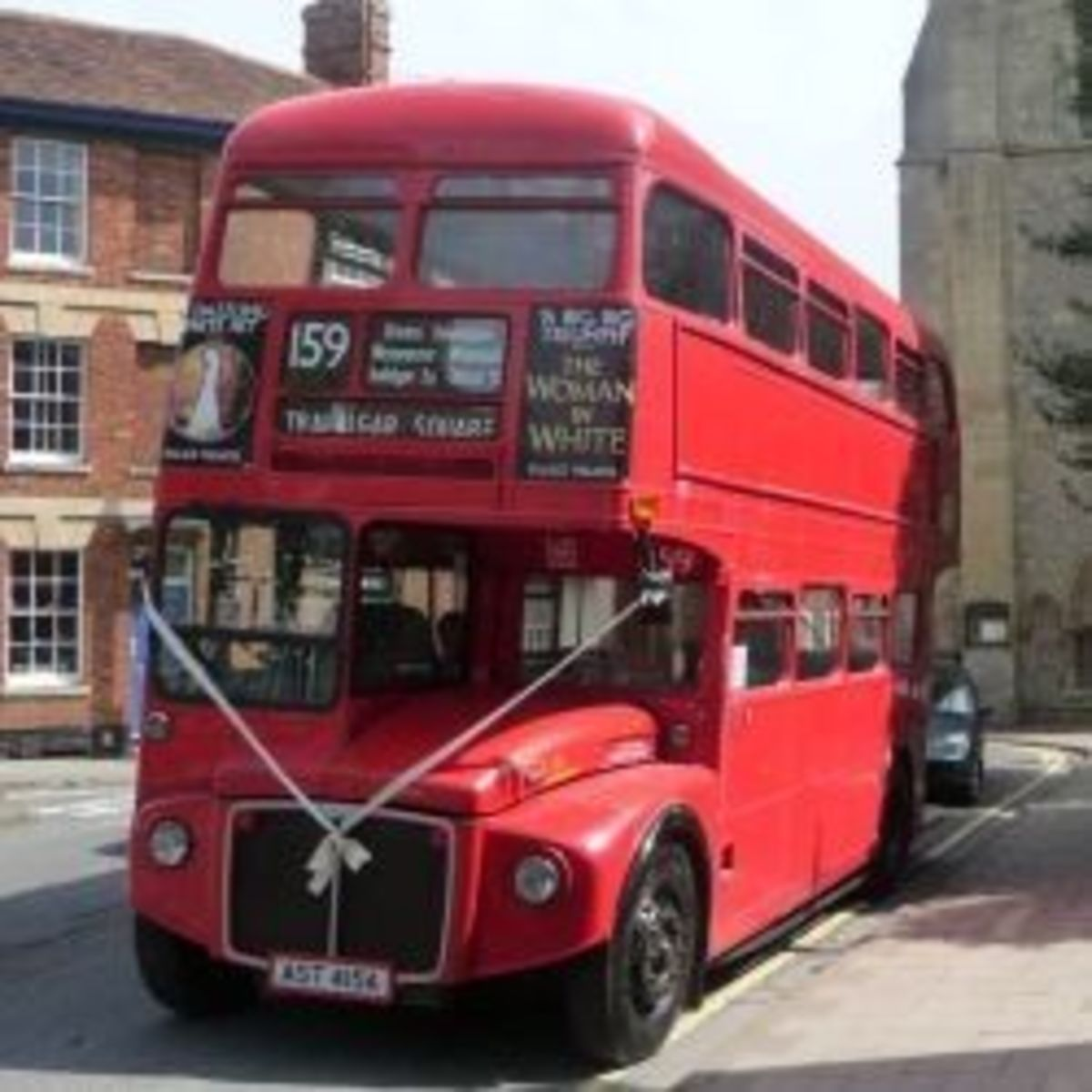 Legendary Routemaster Bus | Red London Buses