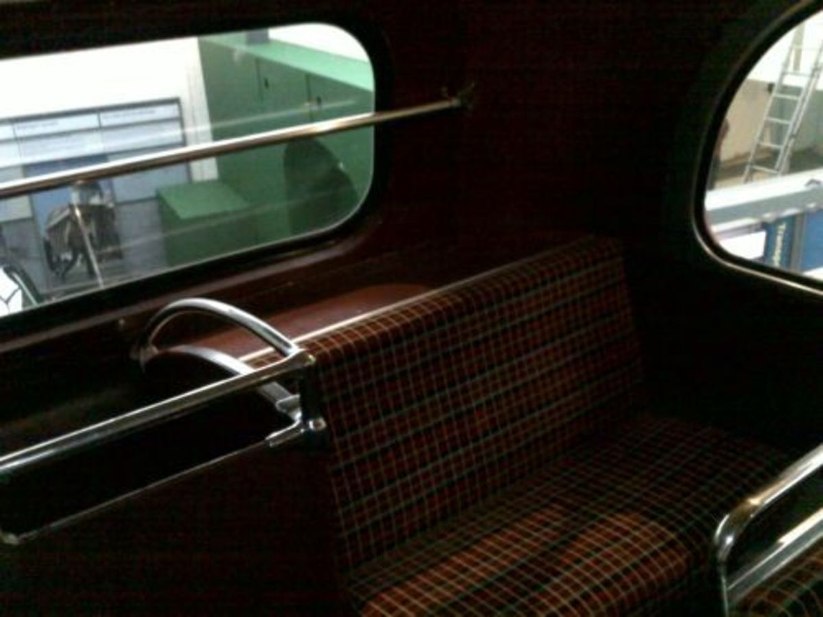 Sought after Rear Seat
