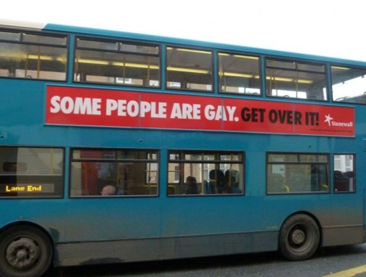 Some People are Gay Get Over It!