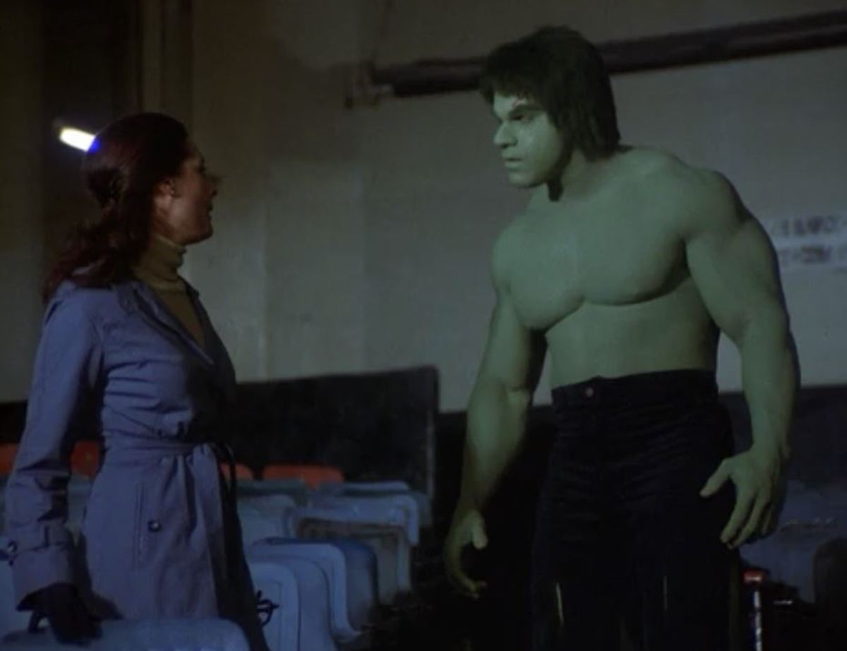 The Psychic - The Incredible Hulk Classic TV Series.