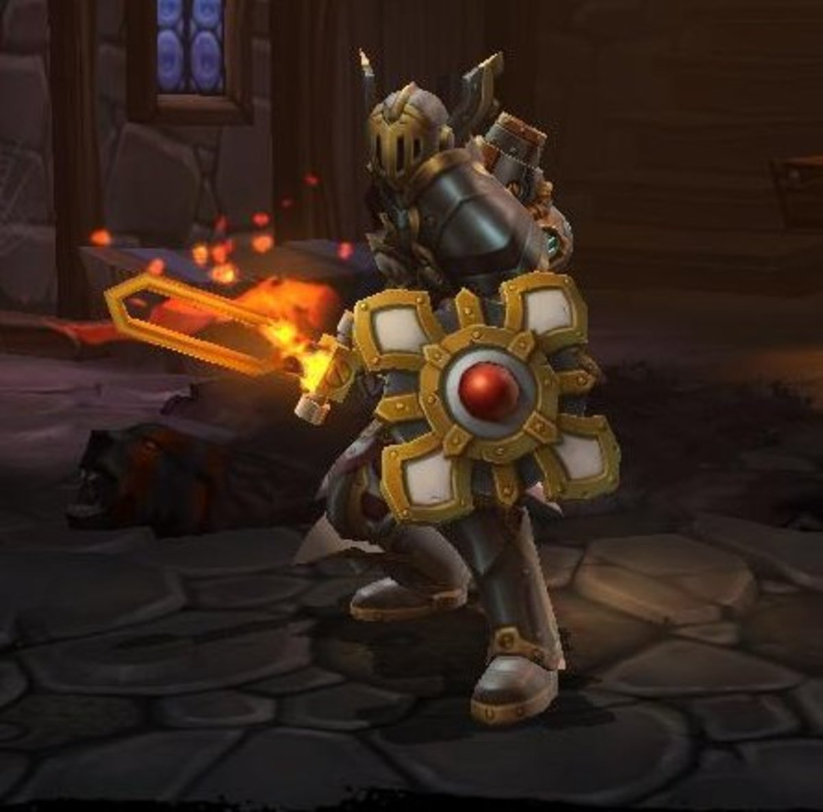 Torchlight 2: Sword and Board Shield Basher Engineer Build Guide