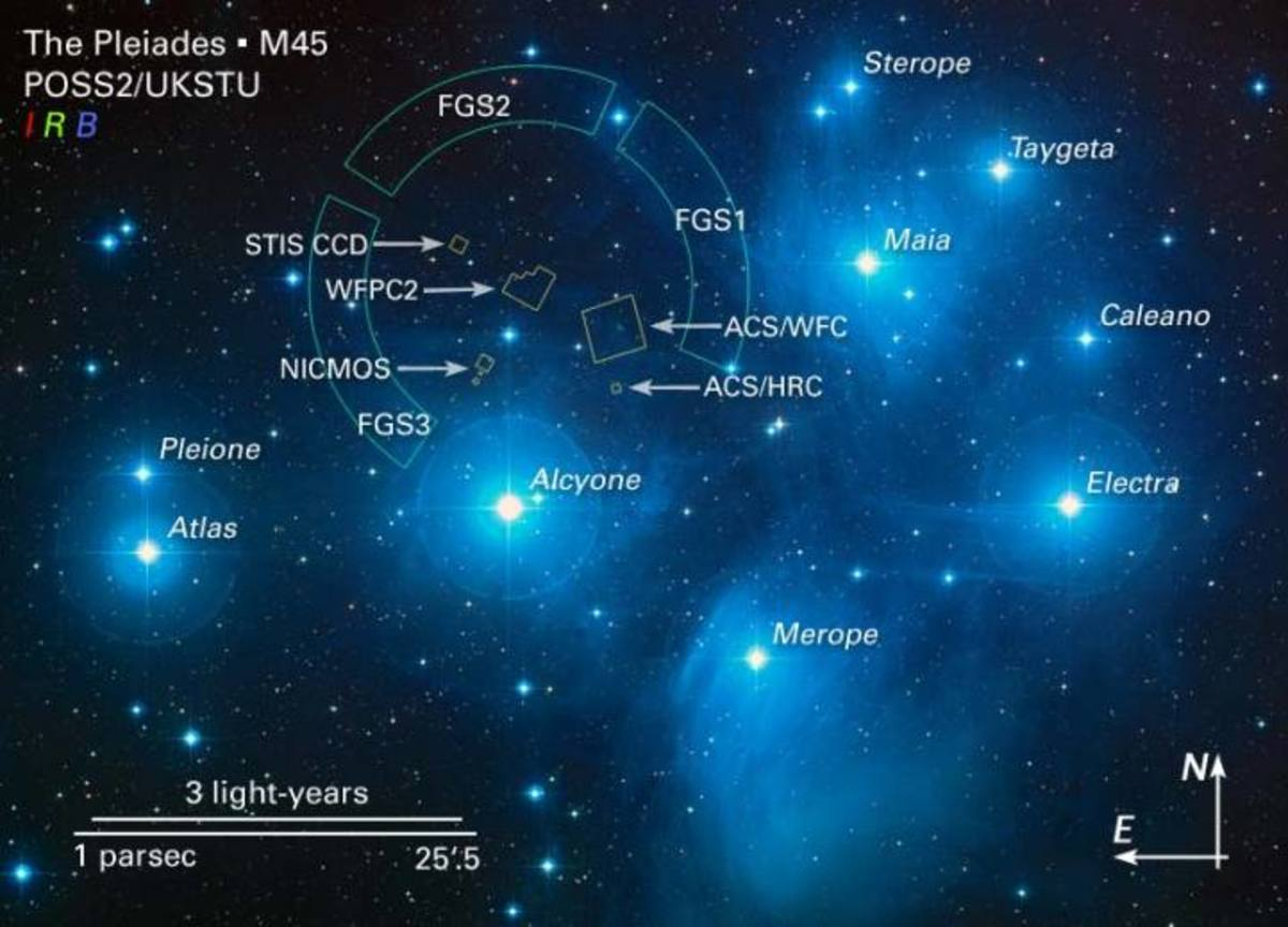 The connection Mother Earth has with the Pleiades star system is chronicled in ancient lore and legend.