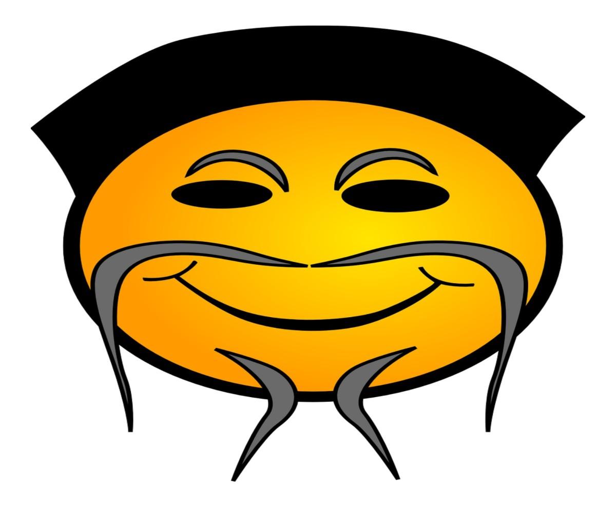 "Many corny jokes begin with the words ""Confucius say."""