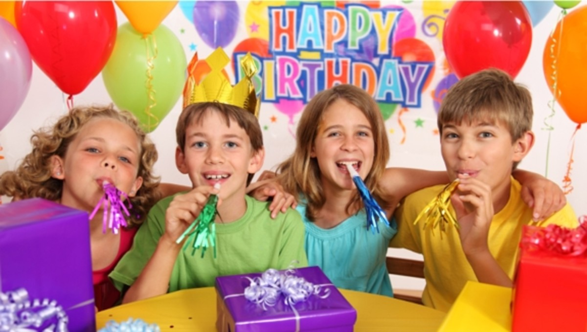 6 Steps to Planning a Birthday Party on a Budget