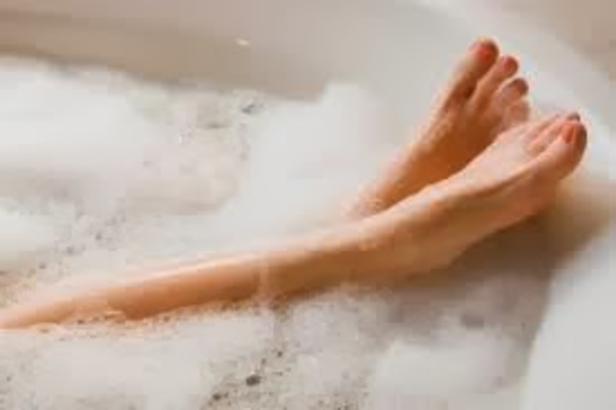 Epsom Salt Baths for Health and Beauty