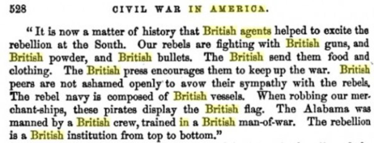History of the American Civil War