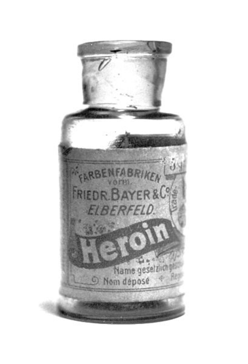 Heroin was given to babies, children, men, women, and especially soldiers.