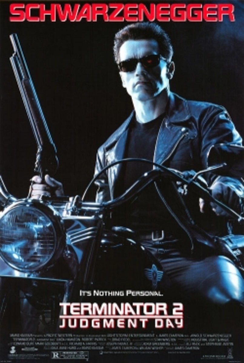 T2 Terminator 2 science fiction movies