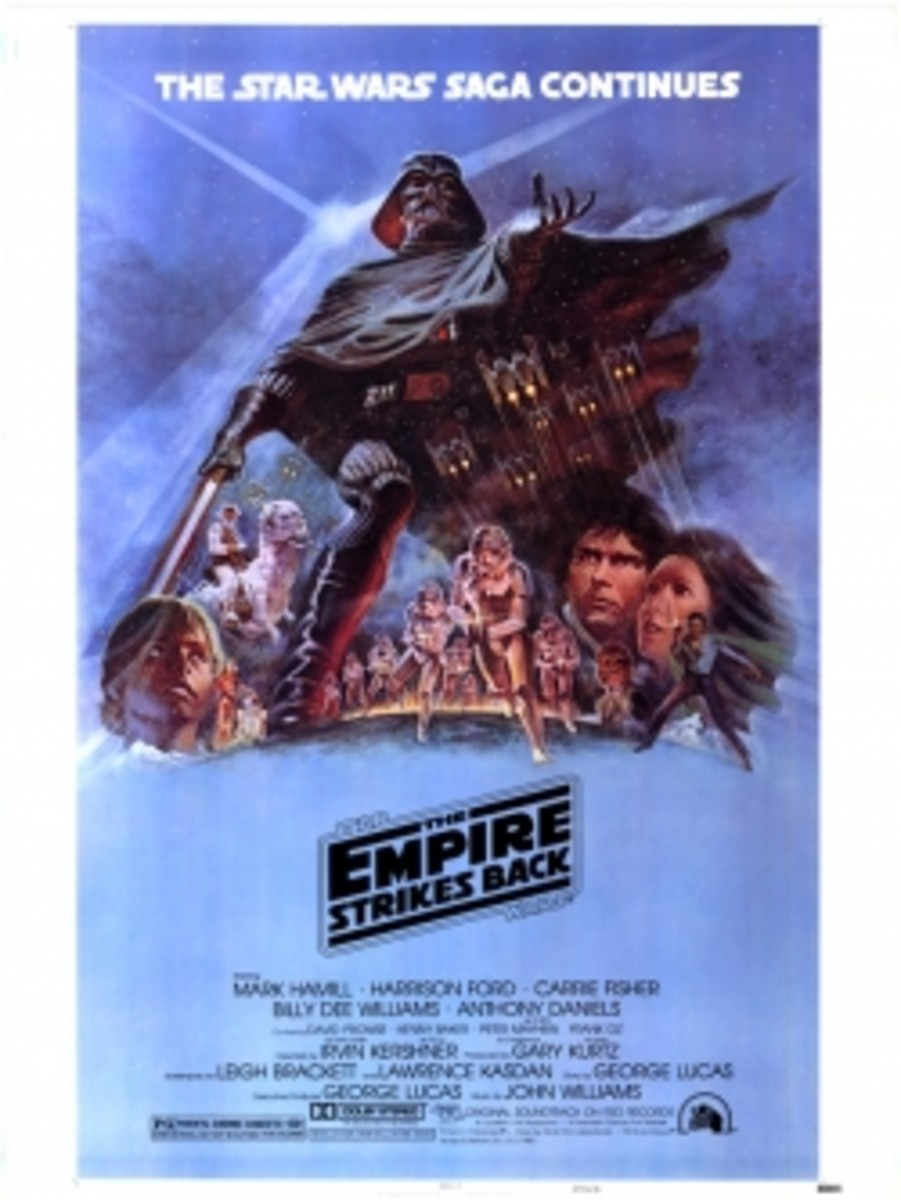 Empire Strikes Back Sci Fi Films