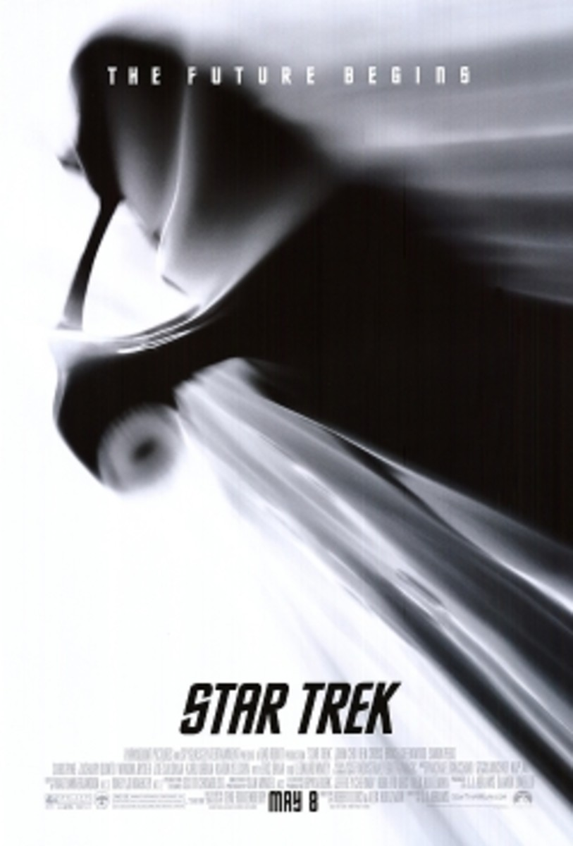 star trek movie poster science fiction films