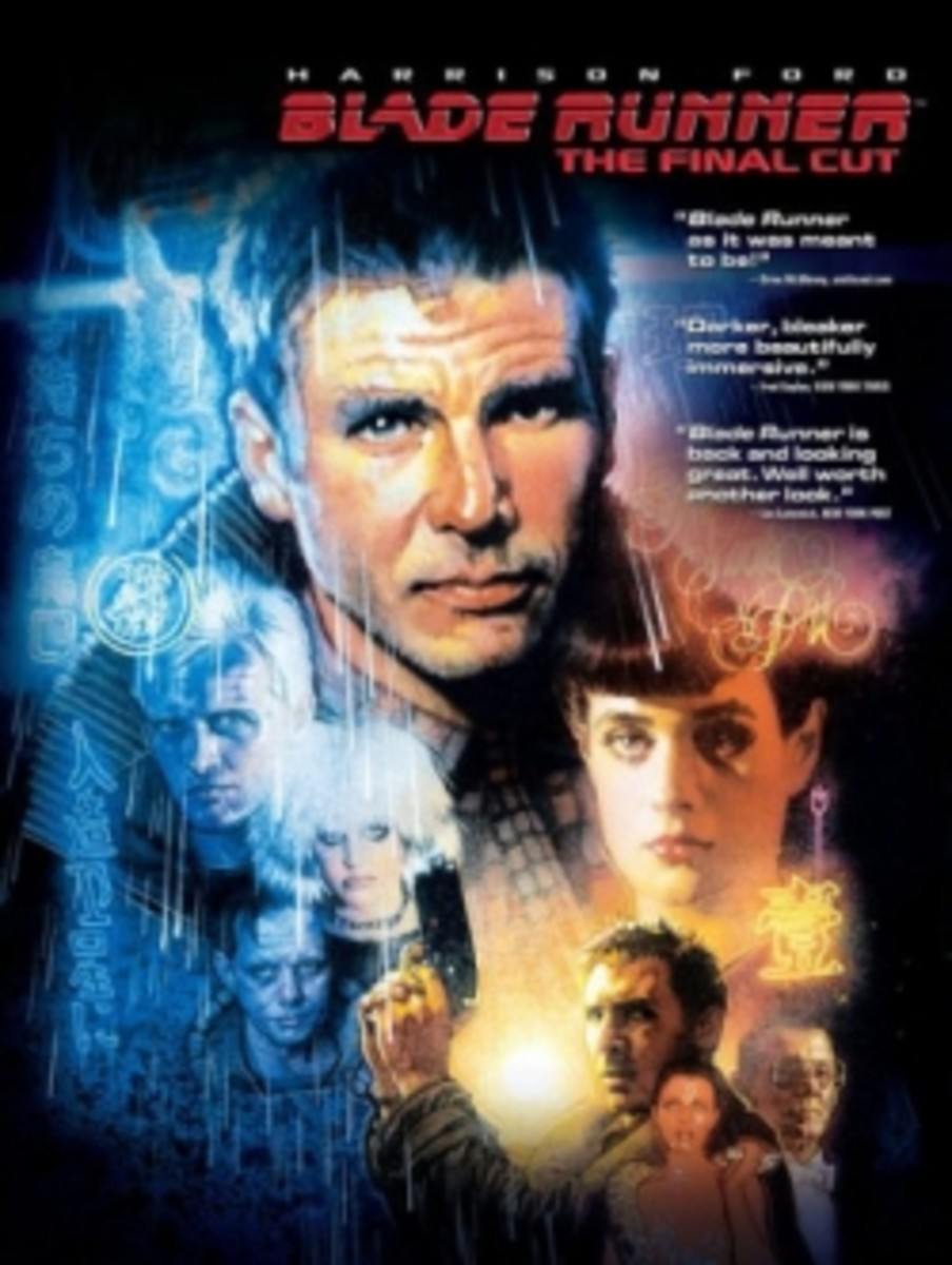 blade runner sci fi movies harrison ford