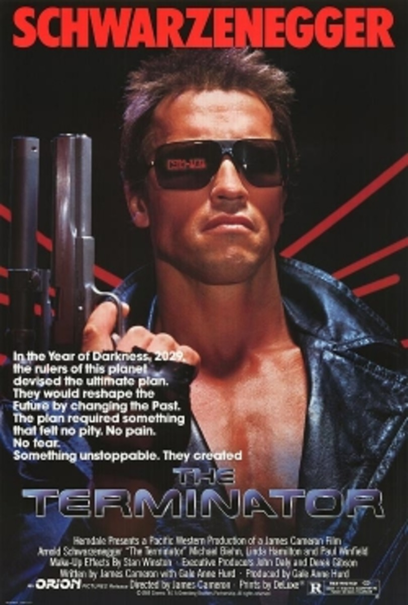 the terminator science fiction films