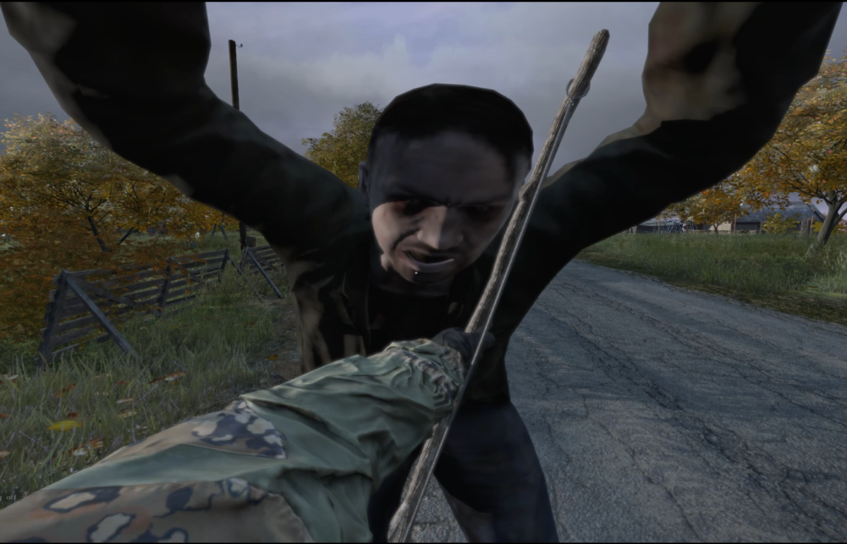 The Improvised Ashwood Short Bow is the first weapon introduced in DayZ that can be crafted.