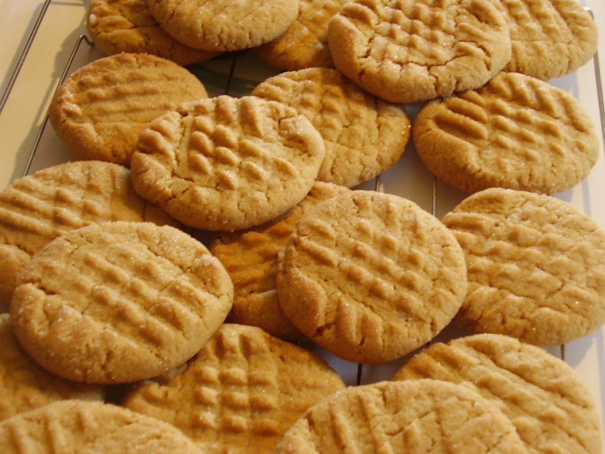 Top 10 Unique Peanut Butter Cookie Recipes (With Pictures)