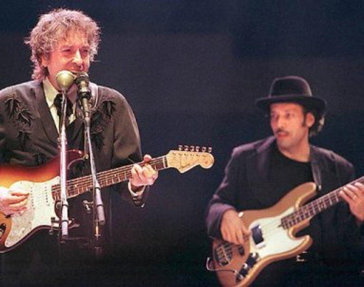 Bob and Tony Garnier