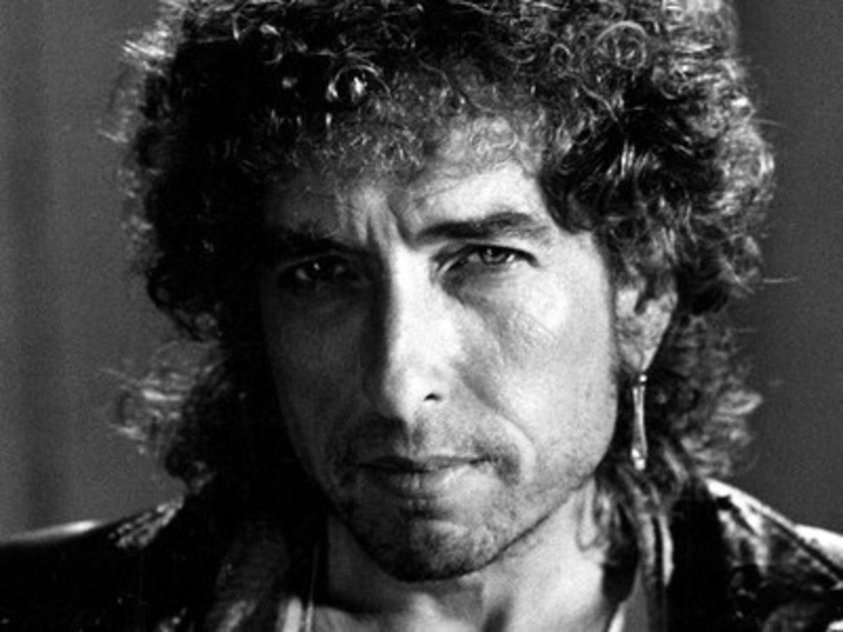 Bob Dylan in the 1980s